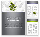 Nature & Environment: Green Deal Word Template #12546