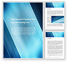 Abstract/Textures: Abstract Metal Background with Diagonal Lines Word Template #14194