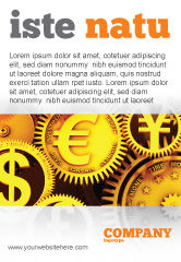 Financial/Accounting: Finance Ad Template #04839