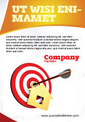 Consulting: House Target Ad Template #05927