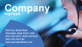 Consulting: Driving Safety Business Card Template #01967