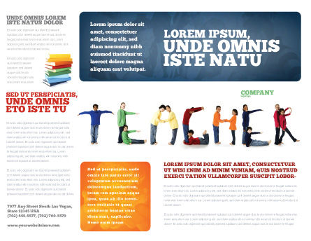 Teacher Brochure Templates Tolgjcmanagementco - Teacher brochure template