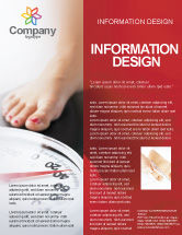 Sports: Weight Loss Flyer Template #01904