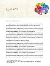 Consulting: Solidarity Letterhead Template #04594