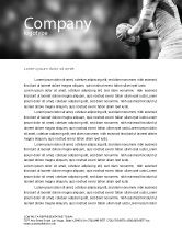 Sports: Rugby Football Letterhead Template #05421