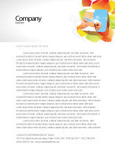 Sports: Slimming Letterhead Template #06061