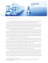 Business Concepts: Glass Chess Letterhead Template #06365