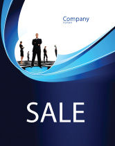 Business Concepts: Leadership Program Sale Poster Template #03720