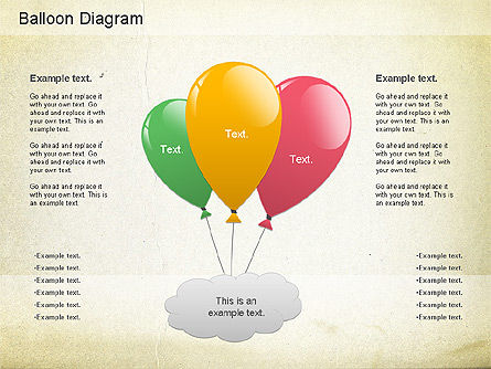 Balloon Diagram  Slide 6