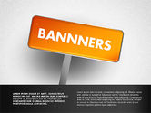 Big+ben: Banners with Words #01771