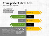 Stage Diagrams: Steps and Stages Infographics #03839