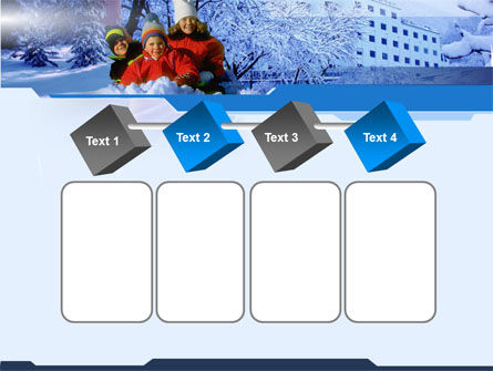 Free Winter PowerPoint Template Slide 18