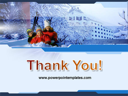 Free Winter PowerPoint Template Slide 20