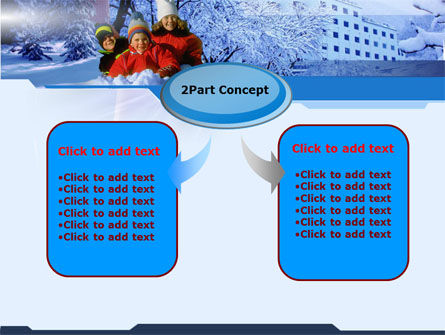 Free Winter PowerPoint Template Slide 4