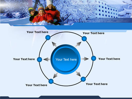 Free Winter PowerPoint Template Slide 7