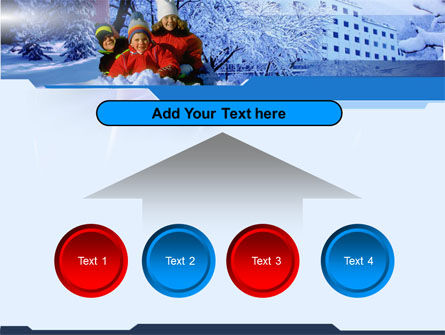 Free Winter PowerPoint Template Slide 8