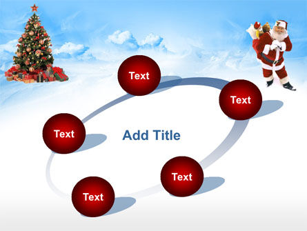 Free Christmas PowerPoint Template, Xmas Slide 14