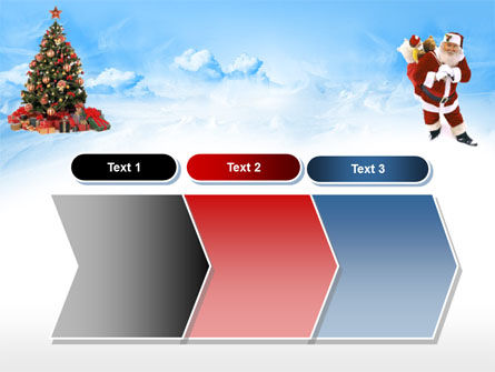 Free Christmas PowerPoint Template, Xmas Slide 16