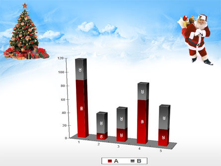 Free Christmas PowerPoint Template, Xmas Slide 17