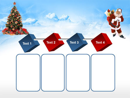 Free Christmas PowerPoint Template, Xmas Slide 18