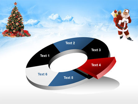 Free Christmas PowerPoint Template, Xmas Slide 19