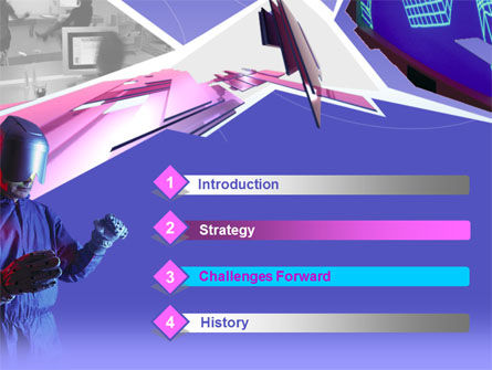 Free Virtual Reality PowerPoint Template Slide 3