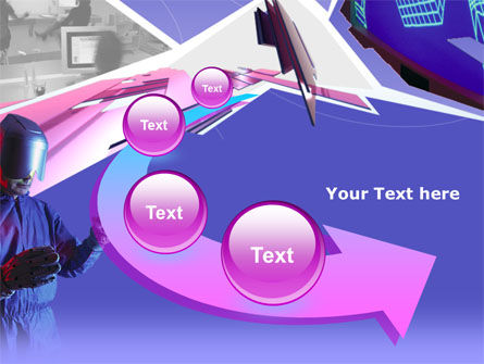 Free Virtual Reality PowerPoint Template Slide 6