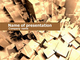 Abstract/Textures: Free Sandy Abstract PowerPoint Template #00327