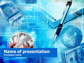 Affiliate-program: Budget Accounting PowerPoint Template #00527