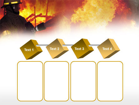Free Fireman PowerPoint Template Slide 18