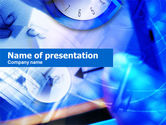 Abstract/Textures: Free Digital PowerPoint Template #00711