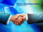 Business Concepts: Business Deal Proposal PowerPoint Template #01026