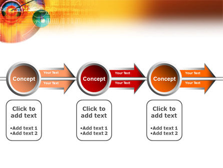 Explosion PowerPoint Template Slide 11