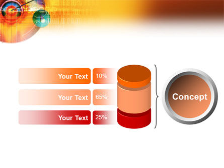Explosion PowerPoint Template Slide 8