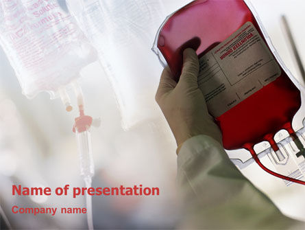 blood ppt templates free download - blood transfusion flyer template background in microsoft