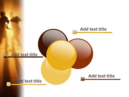 Boxing Ring PowerPoint Template Slide 10