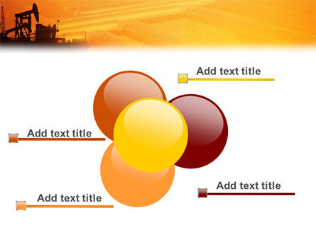 Oil Well PowerPoint Template Slide 10