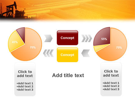 Oil Well PowerPoint Template Slide 11