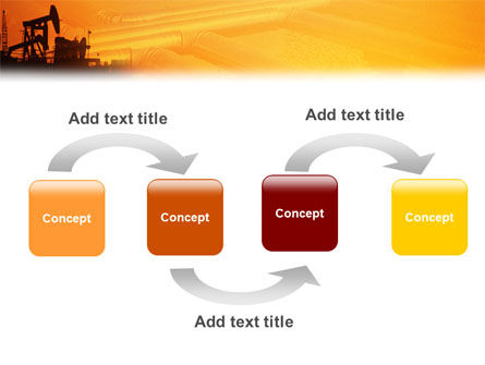 Oil Well PowerPoint Template Slide 4