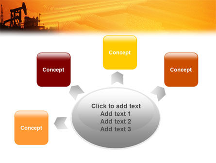 Oil Well PowerPoint Template Slide 7