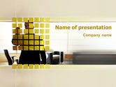 Business: Business Planning In The Office PowerPoint Template #02261