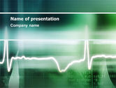 Medical: Cardio PowerPoint Template #02300