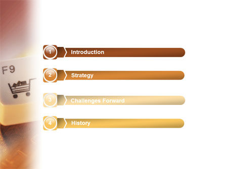 Online Purchase PowerPoint Template, Backgrounds | 02314 ...