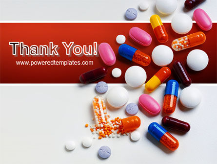 Pills and Tablets PowerPoint Template Slide 20