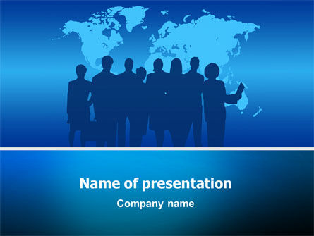 Globalization PowerPoint Template