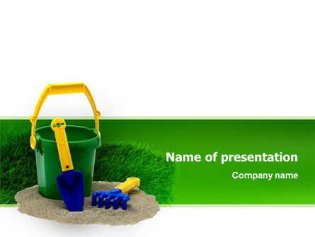 Child's play PowerPoint Template