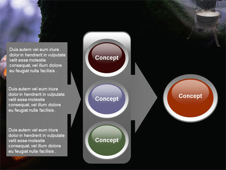 Free Witch PowerPoint Template Slide 11
