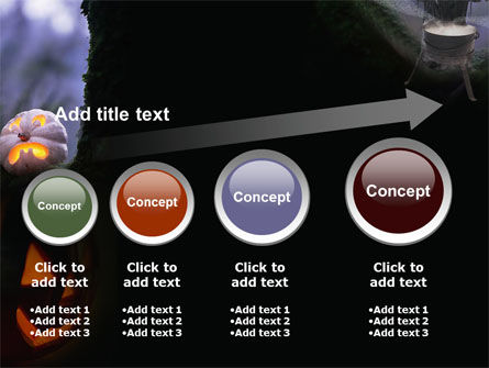 Free Witch PowerPoint Template Slide 13
