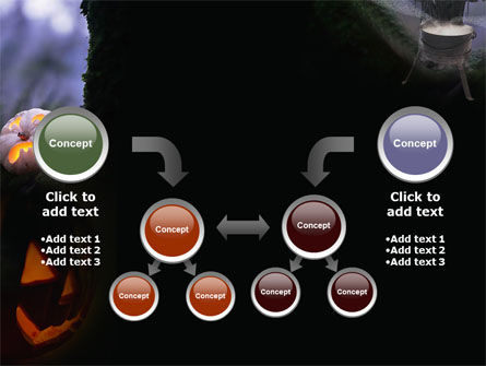 Free Witch PowerPoint Template Slide 19