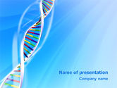 Medical: Genome PowerPoint Template #02774